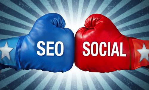 SEO or social media