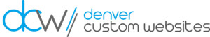 denver custom websites logo