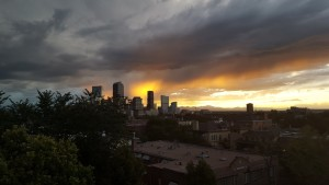Denver Custom Websites Cityscape