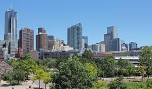 Denver Custom Websites Cityscape
