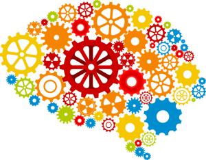 cognitive brain cogs